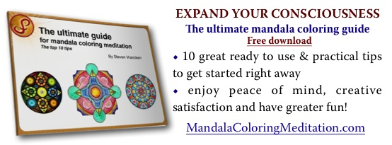 You do not only receive these 10 free mandala coloring pages, but also The ...
